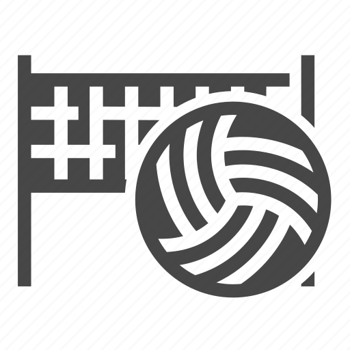 Ball, net, sport, volleyball icon - Download on Iconfinder