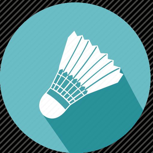 badminton, ball, shuttlecock, sport, world icon