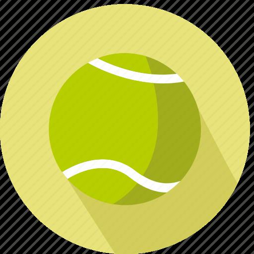 ball, sport, tennis, world icon