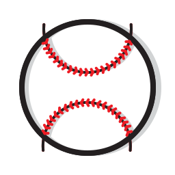 ball, baseball, game, play, sport, sports icon