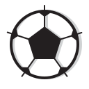 ball, football, soccer, sport, game, play, sports icon