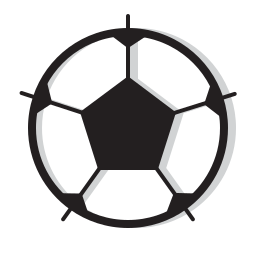 ball, football, game, play, soccer, sport, sports icon