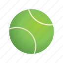 ball, sports, tennis icon