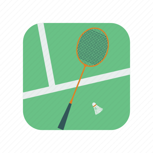 competition, equipment, hit, leisure, play, racket, sport icon