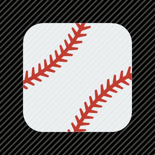 american, ball, baseball, equipment, game, sport, sports icon