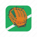baseball, glove, gloves, outdoor, sport, strick, tournament icon
