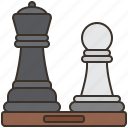 knight, game, board, checkmate, chess icon