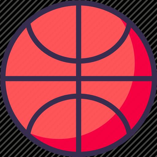 ball, basket, sport icon