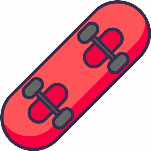 Board, skate, skateboard icon - Download on Iconfinder