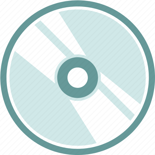 compact, data, disc icon