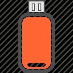 data, disk, flashdisk icon