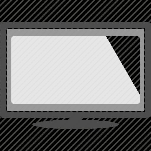 lcd, led, monitor icon