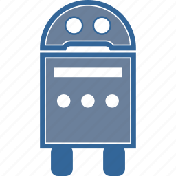 android, meca, robot icon