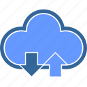 cloud, net, share icon