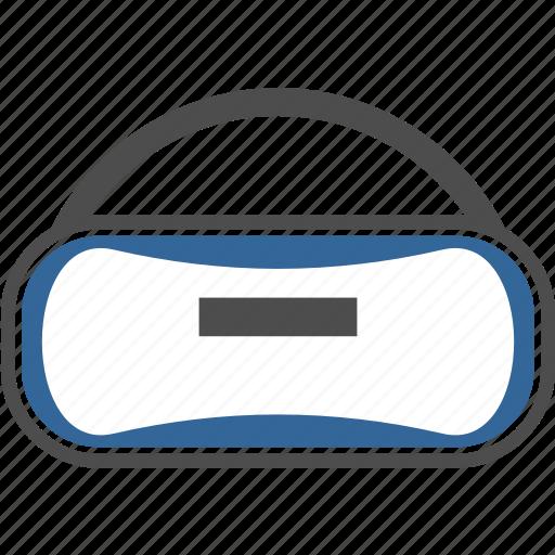 game, real, reality, virtual icon