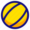 ball, sport, sports, volly icon