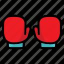 boxing, game, mitt, sport icon