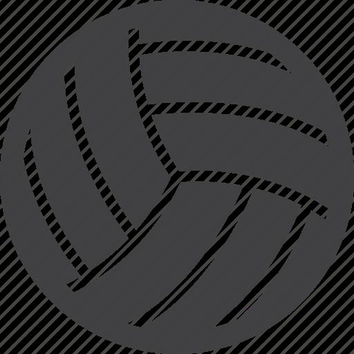 ball, game, sport, voleyball icon