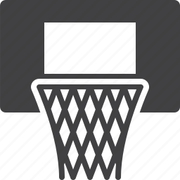 basket, basketball, hoop, sport icon