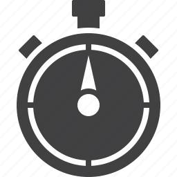 chronometer, speed, stopwatch, timer icon