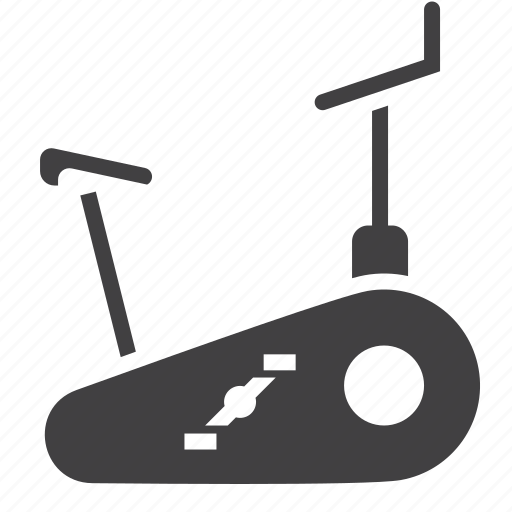 bike, equipment, exercise, fitness, gym, stationary icon
