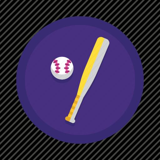 baseball, baseball bat, bat, sport, sports icon