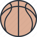 activity, ball, basketball, game, sports icon
