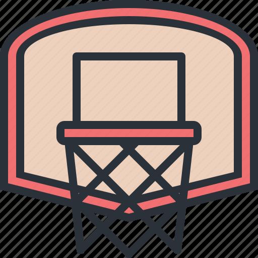 basketball, game, hoop, nba, sports icon