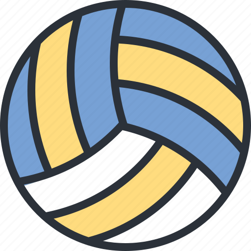 activity, ball, game, sports, volleyball icon