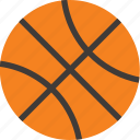 ball, basket, fitness, game, sport, sports icon