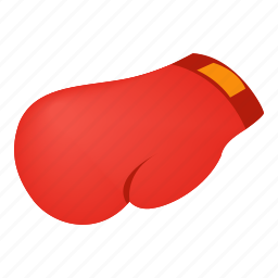 boxing, competition, equipment, exercise, glove, isometric, sport icon