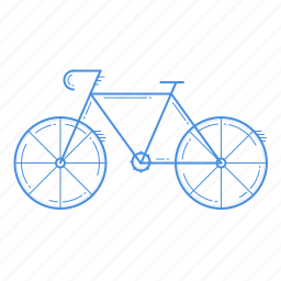 bicycle, bike, cycling, sport, transport, travel, vehicle icon