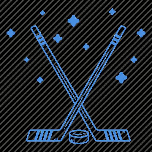 game, hockey, ice hockey, play, player, sport, washer icon