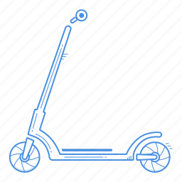 baby scooter, delivery, scooter, sport, transport, travel, vehicle icon