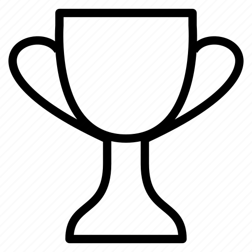 achievement, award, badge, prize, sports, trophy, winner icon