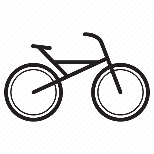 Bicycle, bike, cycle, push-bicycle, ride icon - Download on Iconfinder