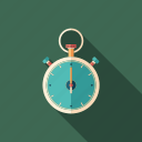 chronometer, clock, equipment, sport, stopwatch, timer, watch icon