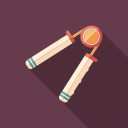 carpal, equipment, exercise, expander, fitness, sport, training icon