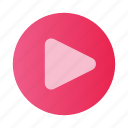 app, device, mobile, music, play, user interface, website icon