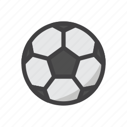 ball, football, game, hockey, soccer, soccer game, sport icon