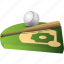 ball, baseball, field, game, sport, sports, stick, strategy icon