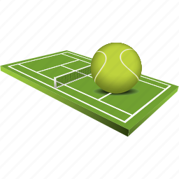 ball, game, sport, sports, tennis, training, winner icon