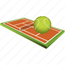 tennis, ball, sport, game, play