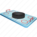 exercise, field, hockey, ice, sport, sports, training, winter icon
