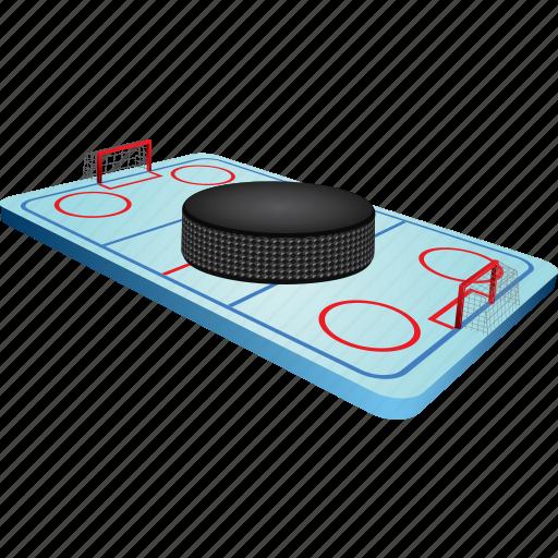 exercise, field, hockey, ice, sport, sports, training, winter icon