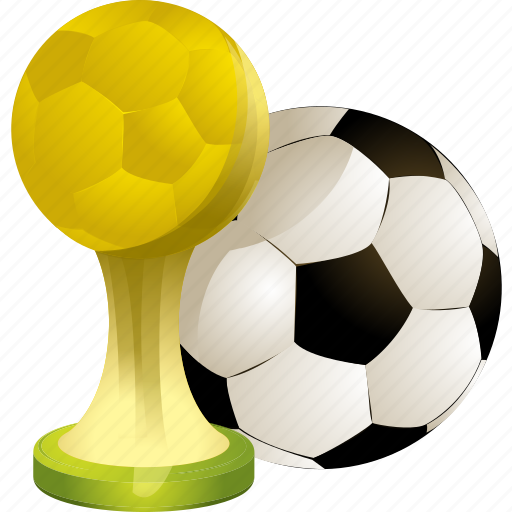 achievement, award, ball, football, prize, soccer, sport, winner icon