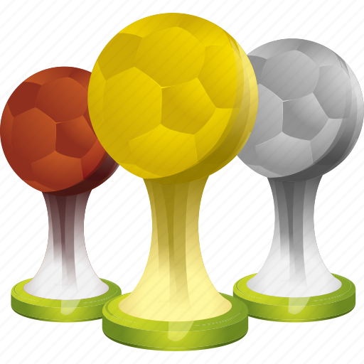 achievement, award, ball, best, football, medal, prize, sport, win, winner icon