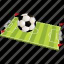 sport, field, football, green, play, ball, sports, player, game, soccer
