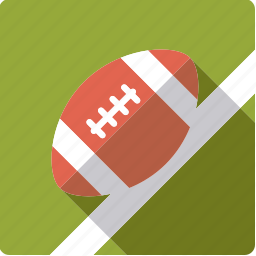 american, ball, football, sports, team sports icon