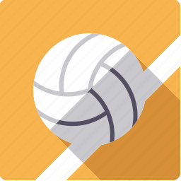ball, handball, sports, team sports, volleyball icon